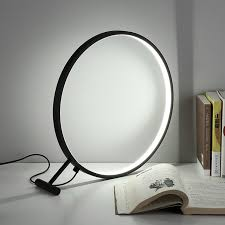 office desk lighting. The Office Desk Lamp Magnifier Iron Bed Bedroom Study Circular LED Lighting P