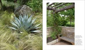 and mediterranean inspired wall or courtyard gardens
