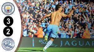 Manchester City City vs QPR Premier League 3-2 2011/2012 Full Highlights HD  - YouTube