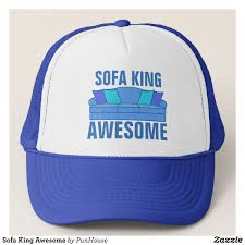 sofa king awesome.  Awesome Sofa King Awesome Trucker Hat And