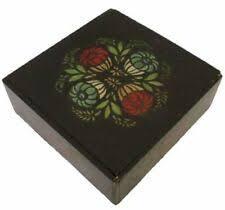 Антикварная роспись коробки - огромный выбор по лучшим ...