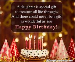 Birthday Messages For Daughter Wishes And Sms Dgreetings