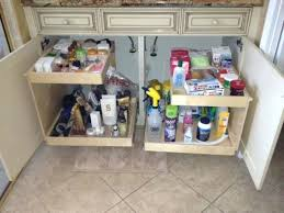 storage under bathroom sink under sink pull out shelves bathroom cabinets and shelves under bathroom sink