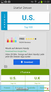 Chartix Browse And Listen To Music Charts On Android
