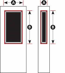 half door blinds. Brilliant Half Halfview Door And Sidelight For Half Blinds