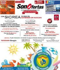 sicrea flyer edicion obregon by sonofertas issuu
