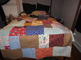 Memory quilts made from old clothes | idratherbequilting2012 & I believe my friend really liked looking through her grandmothers old  clothes in the form of 8 quilts. Finally completed! Adamdwight.com