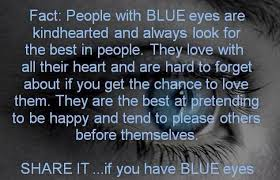 Blue Eyes - JustPost: Virtually entertaining via Relatably.com