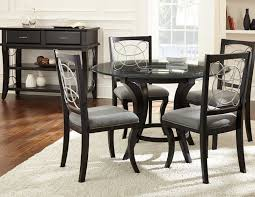 tables silver kitchen table awesome cayman dining room set by steve silver from 20 lovely