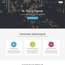 Website Templates Html5 Magnificent Site Templates Page 28 Of 28 TEMPLATED
