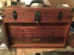 vintage wooden tool box for sale. full image for lovely machinist wooden tool box photos vintage george scherr oak wood chest 7 sale