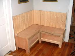 Kitchen Banquette Furniture Built In Kitchen Banquette Images Once The Kitchen Was Done We