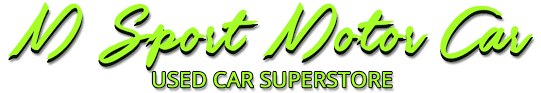 m sport motor car hillside