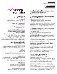 Writer Resume Template Enchanting Writer Resume Template Whats New In Writer Resume Template In 28