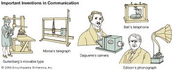 Communication Important Inventions In Communication Students