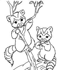 Animal Coloring Top 25 Free Printable Wild Animals Coloring Pages Online