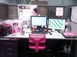 girly office. Contemporary Cute Office Desk Accessories Decorating Ideas Workspace Cubicle Work Pink Chair White Storage. D564caaba17c0019fc063d4dd47a5513 Girly
