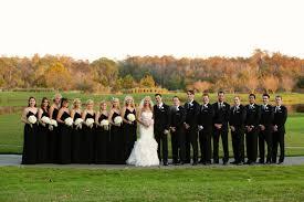 ... Elegant Black, White & Blush Wedding via TheELD.com ...