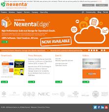 Nexenta Competitors Revenue And Employees Owler Company