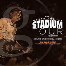 Neyland Stadium Seating Chart For Garth Brooks Concert Garth Brooks Stadium Tour Classic Rock 103 5 Wimz