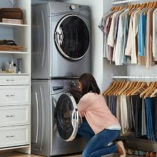 full size stacked washer dryer.  Size Stackable Washers U0026 Dryers In Full Size Stacked Washer Dryer H