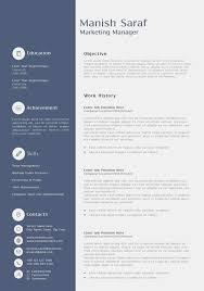 11 Gigantic Influences Of Mba Resume Resume Information