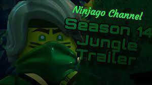 Ninjago Phần 14 Office Trailer HD