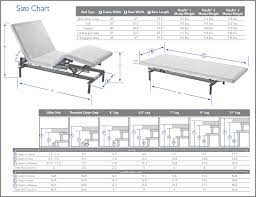 Sleep Number Comparison Chart Furniture Fit Guide Sleep Number