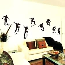 wall mural decals for kids sport wall decals good ideas sport wall decals  inspiration image of