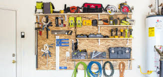 how to build a diy garage storage wall system