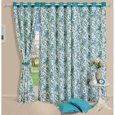 turquoise kitchen curtains photo 7