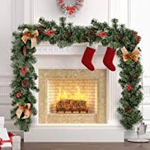 Wreaths & Garlands - Amazon.co.uk