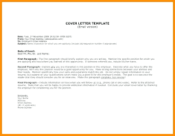 Letter Writing Format Subject Line New Email Cover Letter Subject