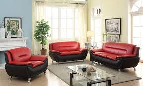 meg 3350 red leather sofa set furtado