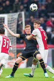 Ferdy Druijf Gierige Spits Droomt Van Oranje Voetbal International