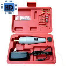 HD Máy khoan mini khoan gỗ nhựa mỏng, làm đồ chơi, lồng chim, chế đồ,mạch  điện tử mạch in mô hình HD1 giá cạnh tranh
