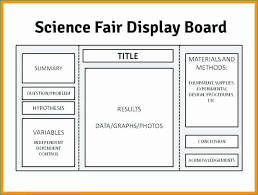 science fair display board templates science fair board template powerpoint magdalene project org