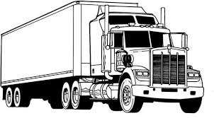 Small Picture Amazing Semi Truck Coloring Page NetArt