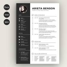 Free Resume Templates For Word 15 Cvresume Formats To Download How