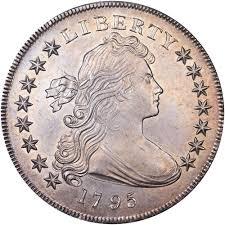 1795 Draped Bust 1 Ms Early Dollars Ngc