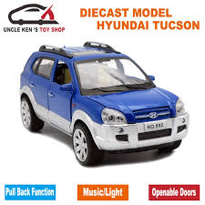 Brand New Hyundai Old Tucson Scale Diecast Model Cars Metal Toys Gift For Children With Openable Door Pull Back Function Diecast Model Cars Model Cardiecast Models Aliexpress