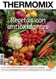 ISSUU   Revista Thermomix Nº44 Recetas Con Antioxidantes By Argent