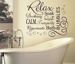 bathroom wall decals bathroom vinyl