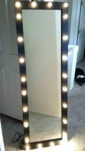 light up vanity mirror light up makeup vanity makeup mirror light full length lighted vanity mirror