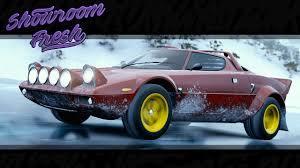 Forza Horizon 3 - 1975 Lancia Stratos HF Group 4 - YouTube