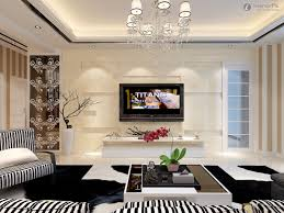Living Room Wall Design Ideas,... modern living room TV background wall  design