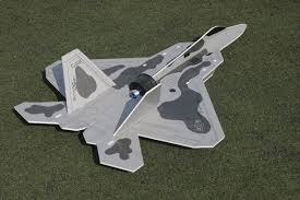<b>Радиоуправляемый самолет Techone</b> F22 ARF — купить в ...