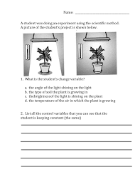 Scientific Method Worksheets High School Worksheets for all ...