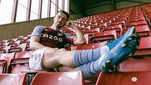 Jack Grealish poses in new Aston Villa ...