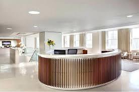 modern office reception desk. Furniture For Office Lobby Round Reception Desk Dimensions Modern Area Used .